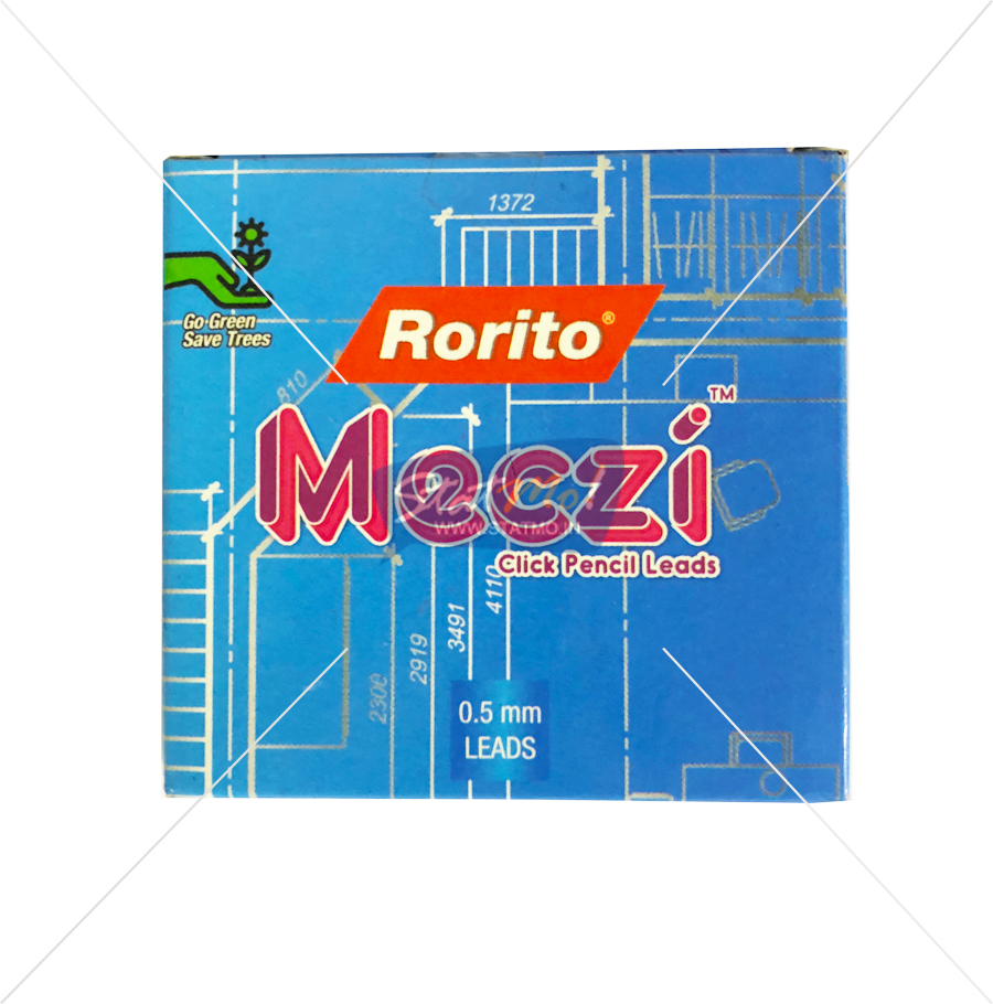 Rorito Meczi Mechanical Pencil Leads by StatMo.in