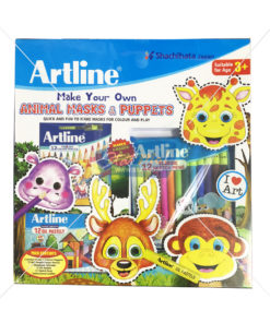 Artline Animal Masks & Puppets by StatMo.in