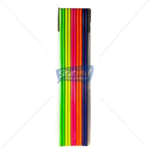 C3 Fluorescent Pencils by StatMo.in