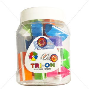 C3 Tri-On Dust Free Eraser by StatMo.in