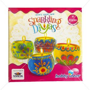 Pidilite Sparkling Diyas by StatMo.in