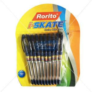 Rorito I Skate Ball Pen by StatMo.in