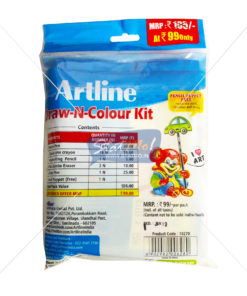 Artline Draw N Colour Kit by StatMo.in