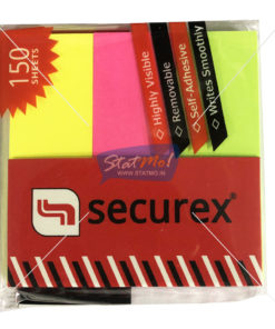 Securex Prompts Idea Note 3 Colours by StatMo.in