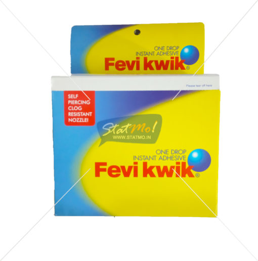 Pidilite Fevikwik 3Gm by StatMo.in