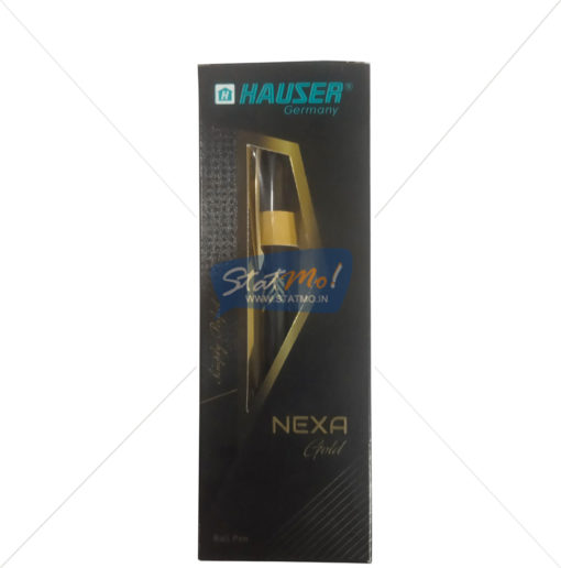 Hauser Nexa Gold Ball Pen by StatMo.in