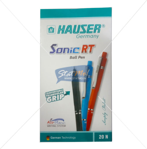 Hauser Sonic Ball Pen RT by StatMo.in
