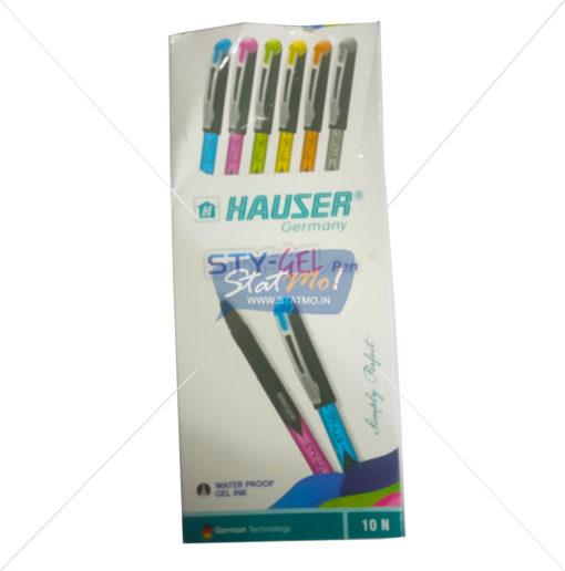 Hauser Sty Gel Pen by StatMo.in