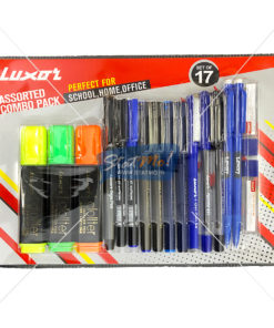 Luxor Assorted Combo Pack by StatMo.in