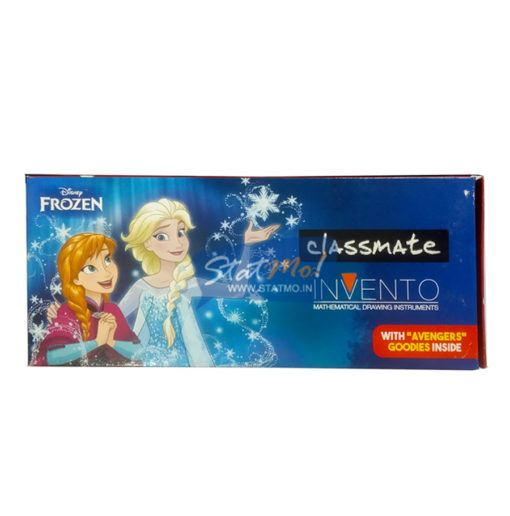 Classmate Invento Frozen Mathematical Drawing Instruments Box by StatMo.in