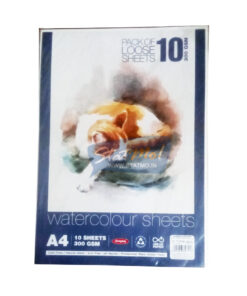 Anupam Water Colour Sheets 4 300GSM by StatMo.in
