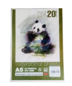 Anupam Water Colour Sheets A5 300GSM by StatMo.in