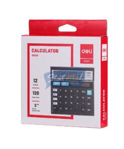 Deli Check Calculator 12-Digit by StatMo.in