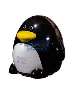 Deli Penguin 2-Hole Sharpener by StatMo.in