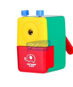 Deli Rotary Pencil Sharpener by StatMo.in