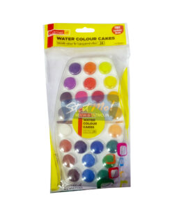 Camlin Water Colour Cakes 24 Shades by StatMo.in